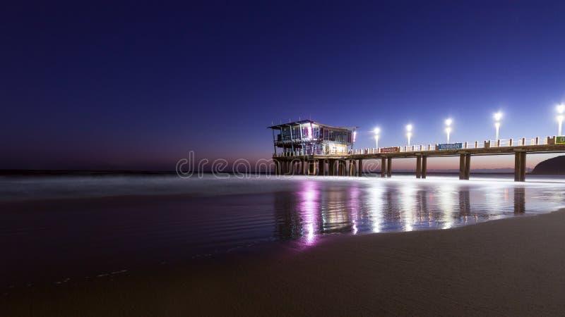 Moyo Pier Durban royalty free stock images