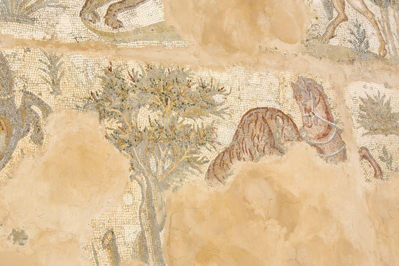 Mozaïek van Carthago royalty-vrije stock foto's