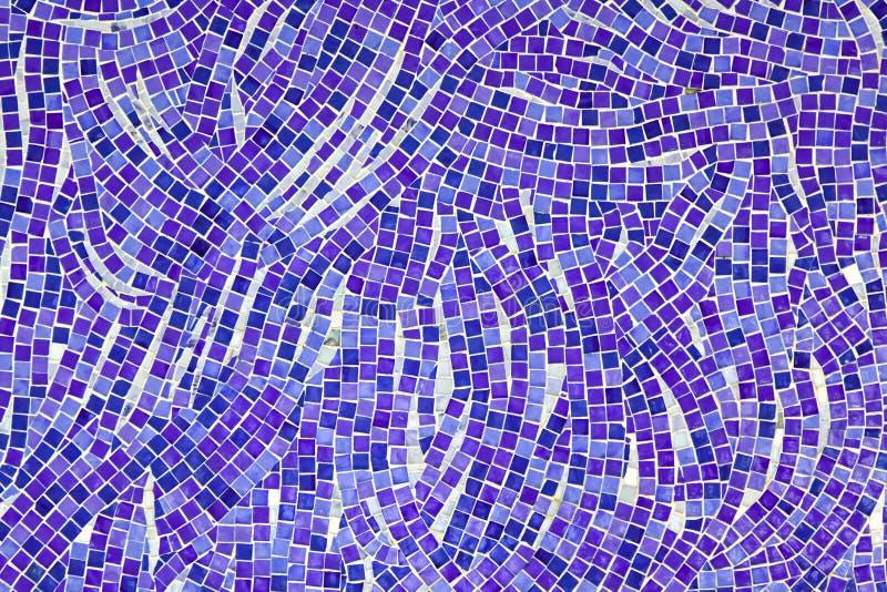mozaik purpury zdjęcie royalty free