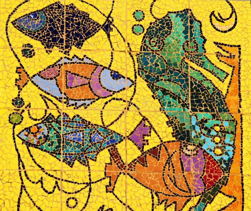mozaika zdjęcie stock