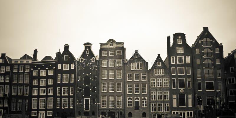 Mozaika Amsterdam zdjęcia royalty free
