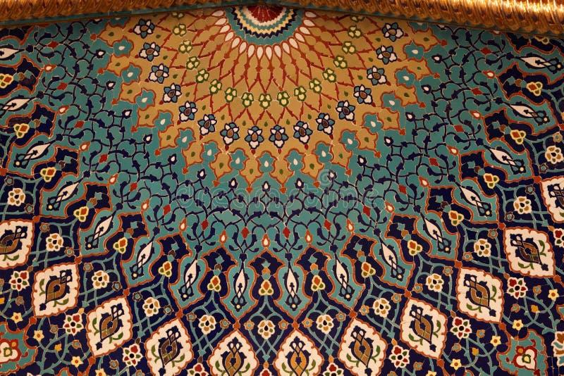 mozaika meczet obrazy stock