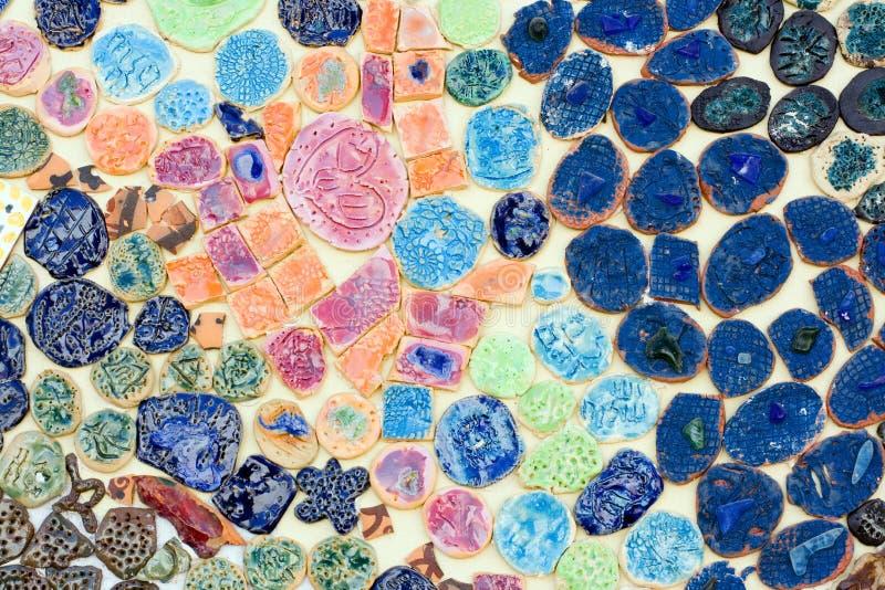 mozaika tło zdjęcia stock