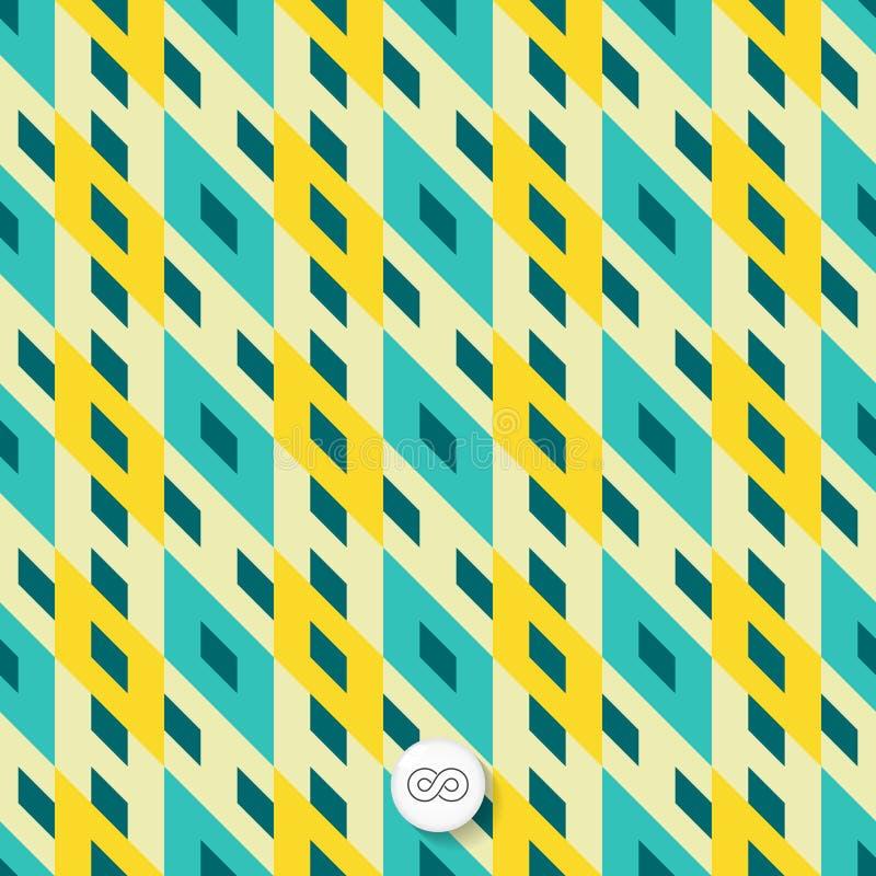 Download Mozaika Wzór Bezszwowy Geometryczny Tło Ilustracja Wektor - Ilustracja złożonej z dekoruje, ozdobny: 53784921