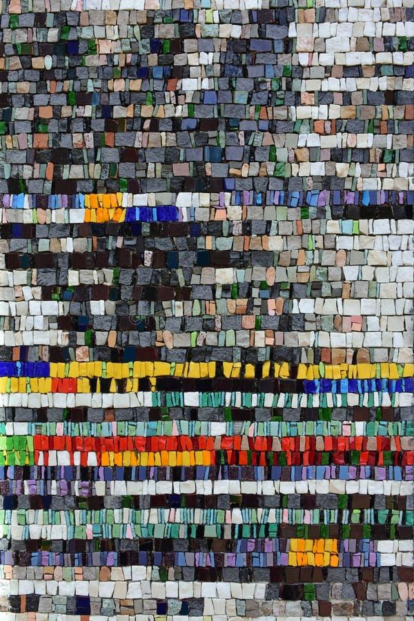 Mozaika, Zachodni przylądek Winelands, Południowa Afryka obraz stock