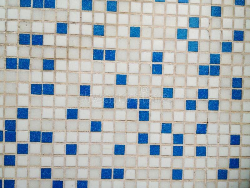 Mozaiki ściana zdjęcie stock