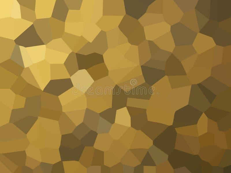 Mozaiki abstrakcjonistyczny stubarwny tło zdjęcie stock