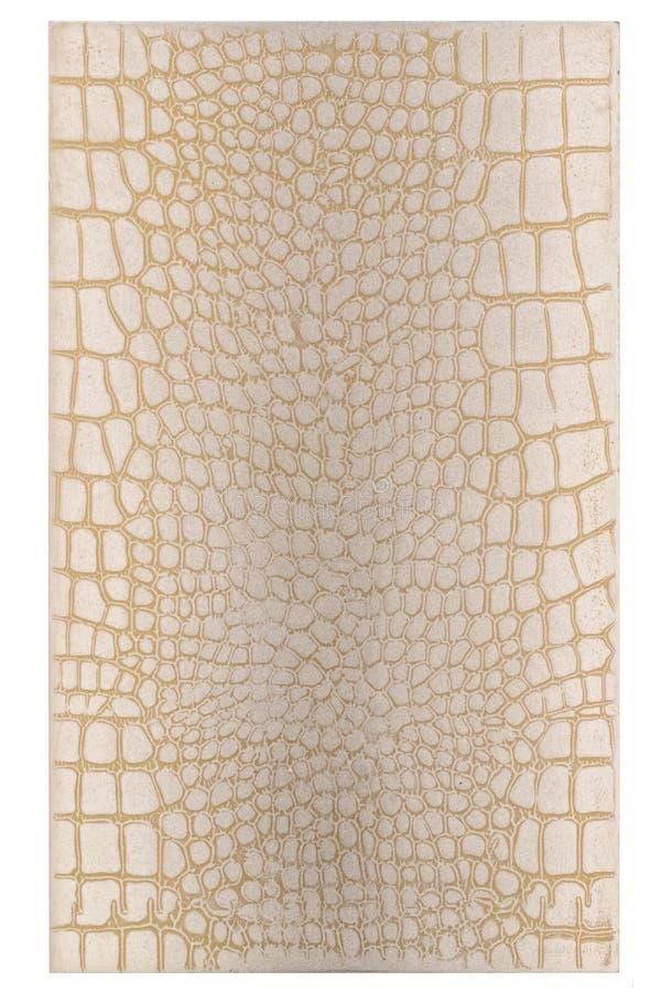 Mozaiki biała farba na płytce Piękni malujący Nawierzchniowi projektów sztandary fotografia royalty free