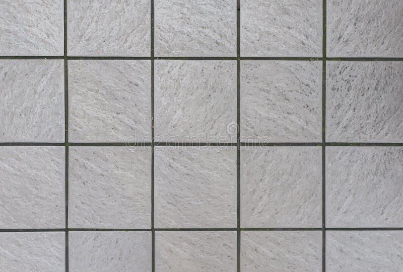 Mozaiki dachówkowej podłoga tło obraz royalty free
