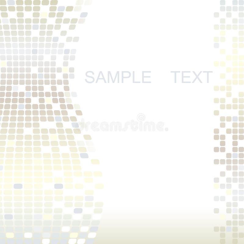 mozaiki kwadratów tekstura royalty ilustracja