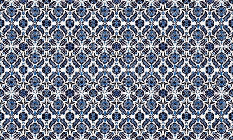 Mozaiki płytki wzór obrazy royalty free