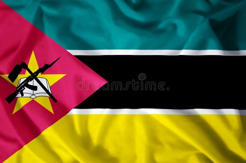 mozambique royalty-vrije illustratie