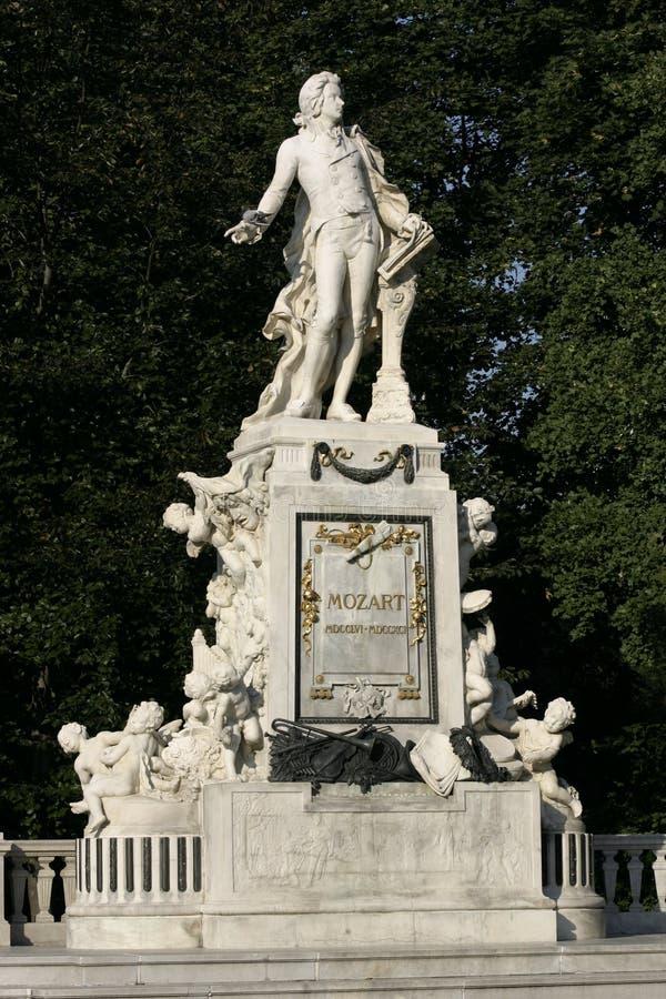 Mozart photo stock