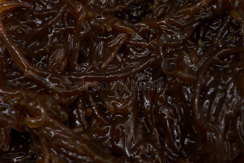 MOZUKU seaweed royalty free stock images