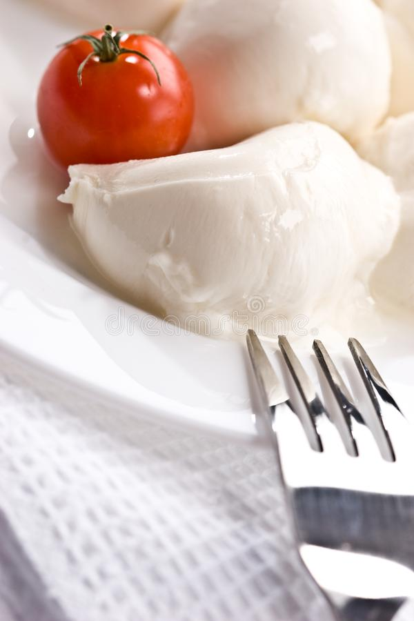 Mozzarella images stock