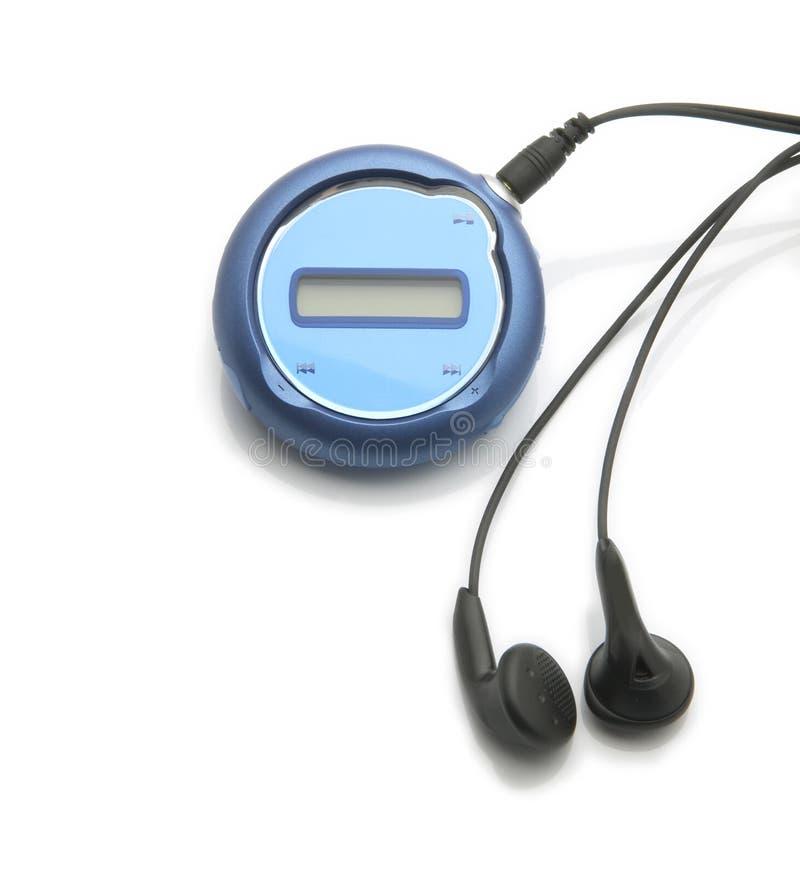 MP3 φορέας στοκ εικόνα