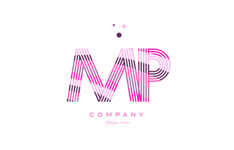 Mp m p alphabet letter logo pink purple line icon template vecto download mp m p alphabet letter logo pink purple line icon template vecto stock vector illustration spiritdancerdesigns Images