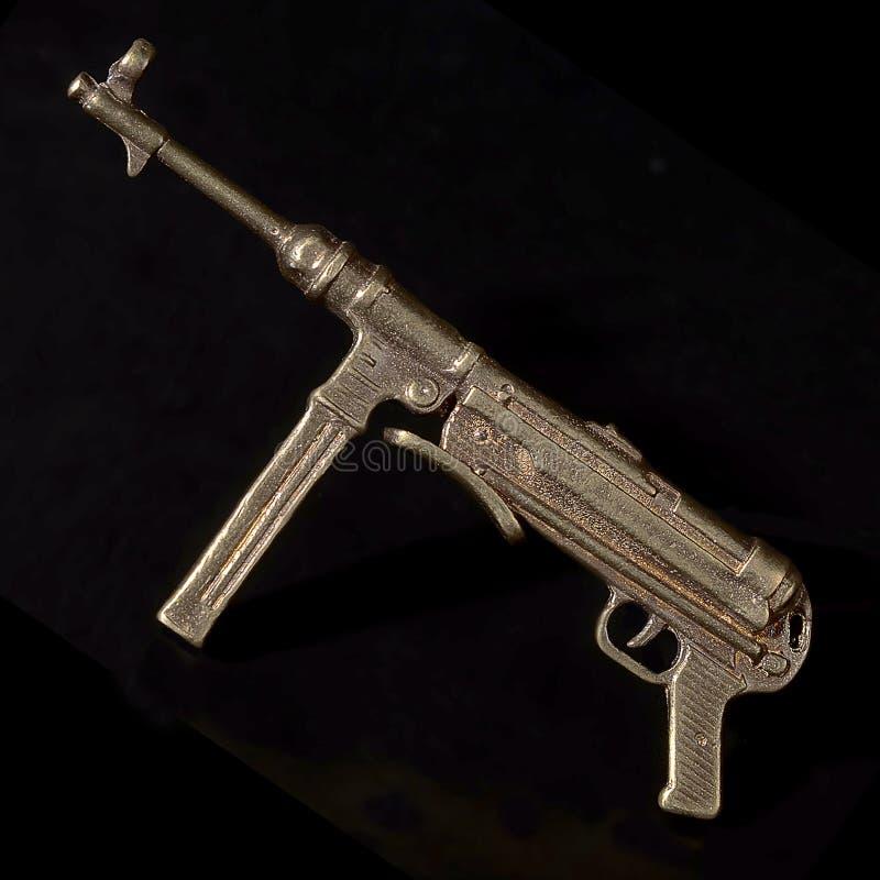 MP38/40 submachine πυροβόλο όπλο στοκ φωτογραφία