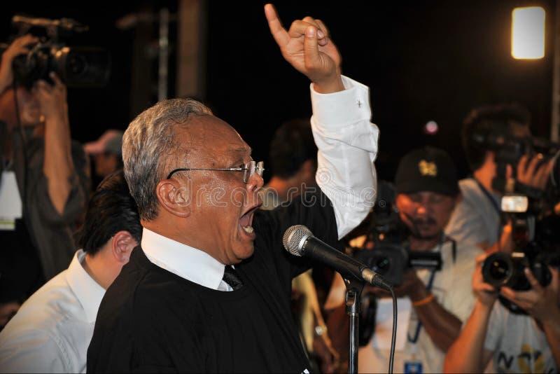 Download MP Suthep Thaugsuban Speaks At Anti-Amnesty Bill P Editorial Image - Image: 34848805