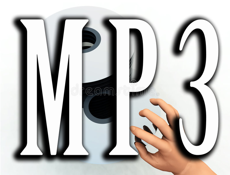 MP3 11 Royalty Free Stock Photography