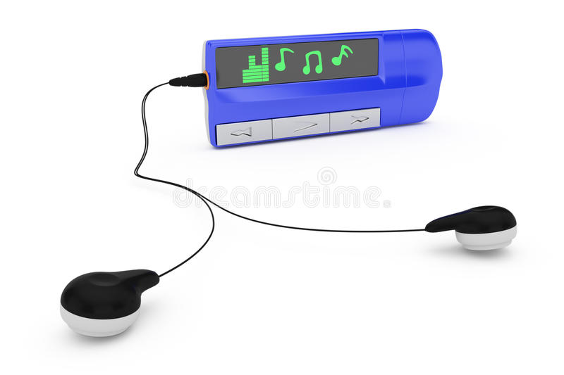 Download Mp3 Player Royalty Free Stock Photos - Image: 25825608