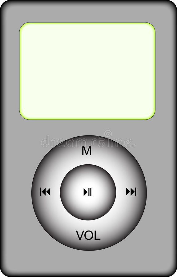 Free Mp3 Player Stock Images - 5580474