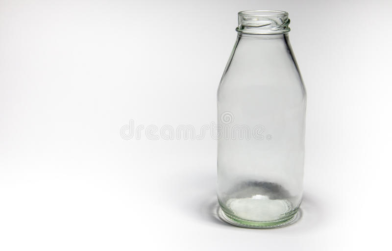 Download Mpty milk bottle stock photo. Image of healthy, health - 42301234