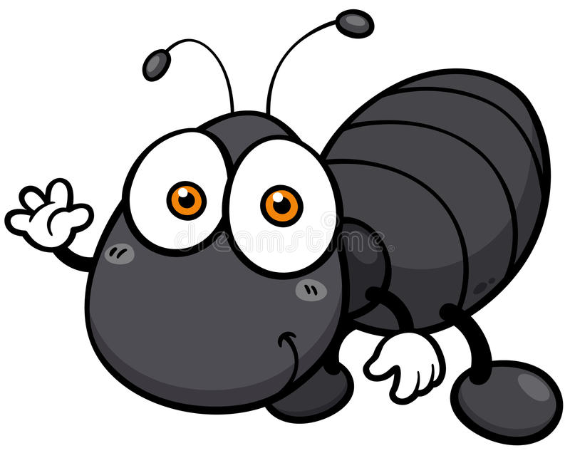 mrówka ilustracji