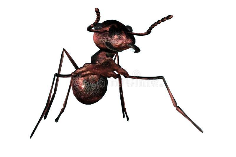 mrówki royalty ilustracja