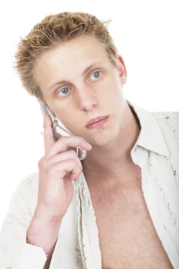 Mr cool mobile stock photography