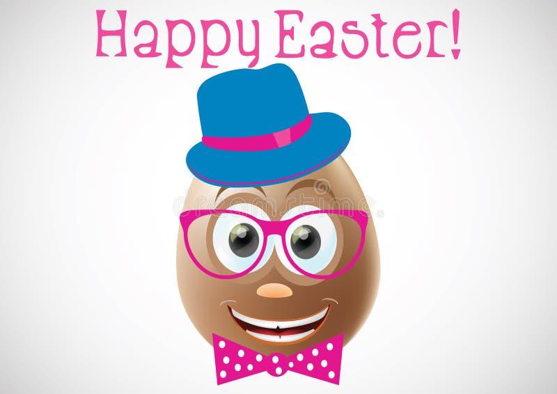 Mr.Easter иллюстрация штока