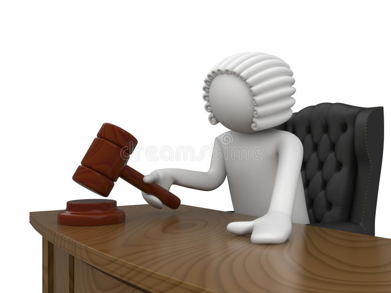 Download Mr. Judge Stock Images - Image: 13835124