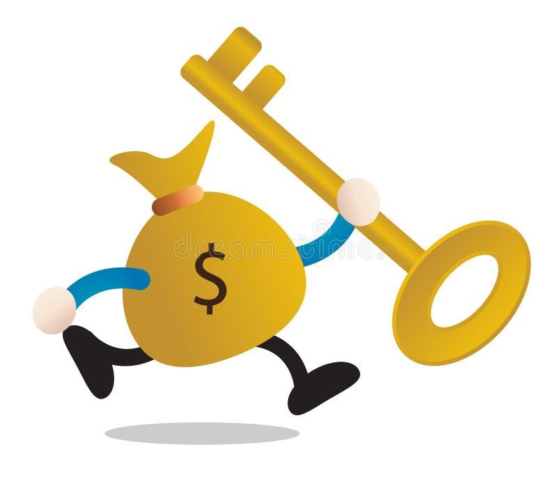 Mr Money Royalty Free Stock Photo