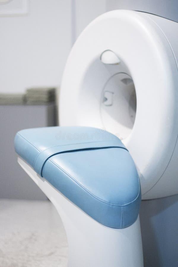 MRI扫描器 免版税库存照片