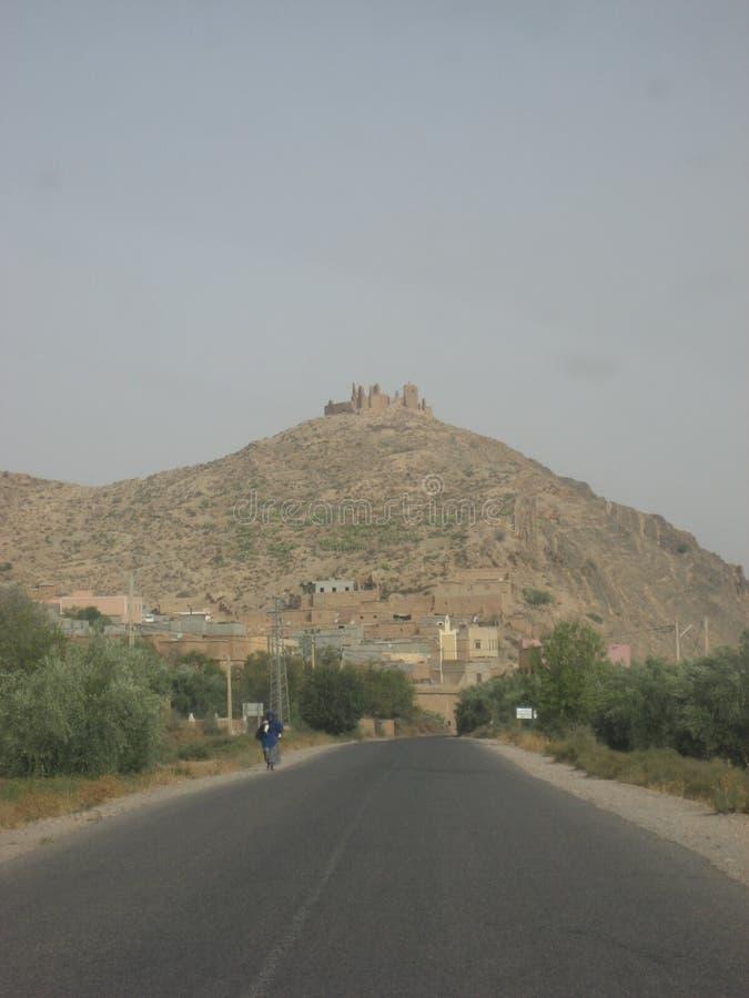 Mroco d'Agadir photographie stock