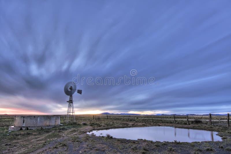 mroczny wiatraczek fotografia stock