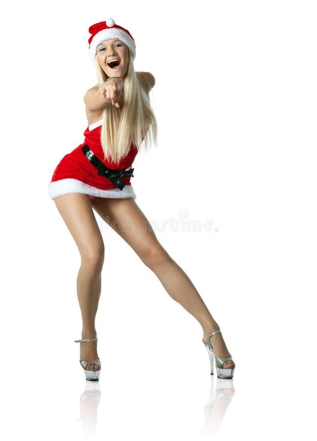 Free Mrs. Santa Royalty Free Stock Image - 17203846