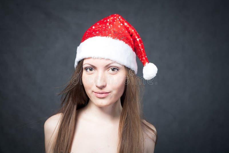 Mrs. target45_0_ Santa zdjęcia stock