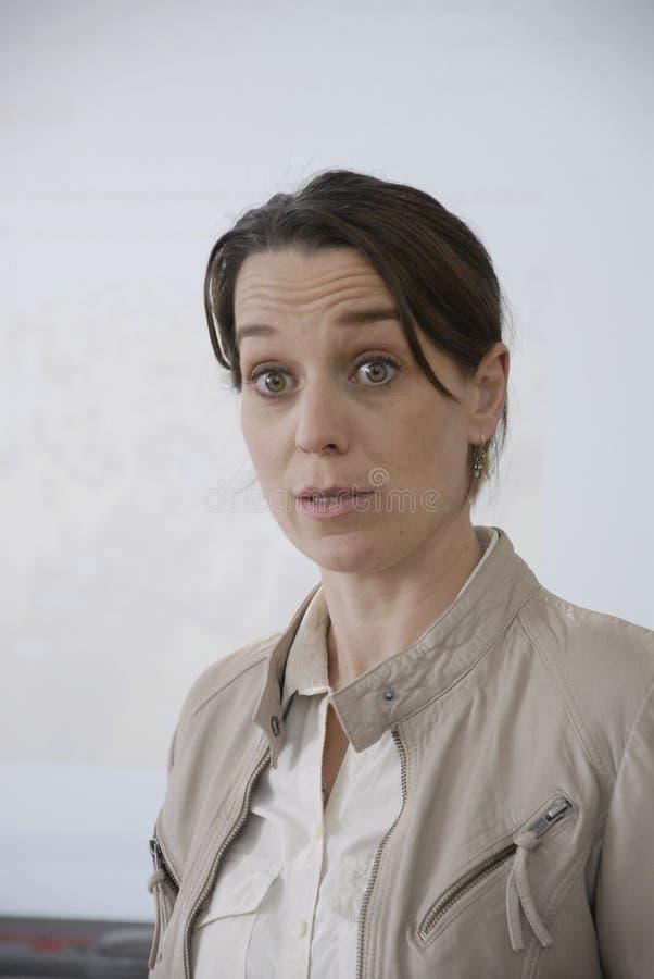 Ms KIRSTEN BROSBOL_MINISTER FÖR MILJÖ arkivfoto