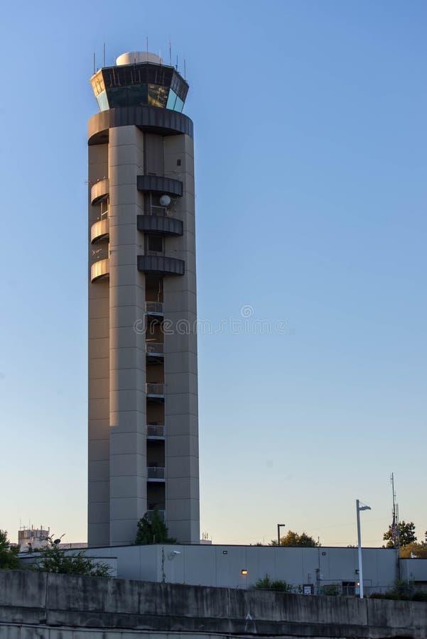 MSY, πύργος ελέγχου στοκ εικόνες