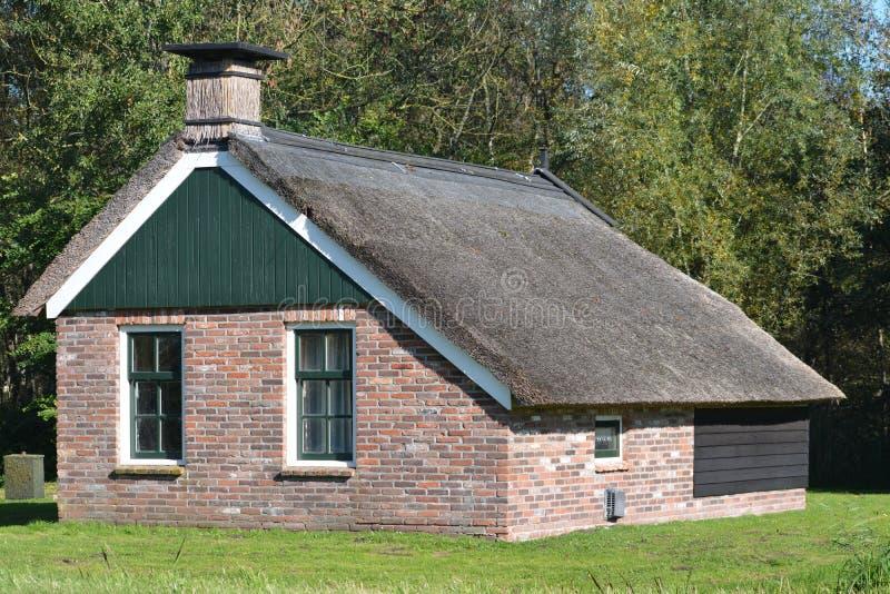 Mszarnika dom zdjęcie stock