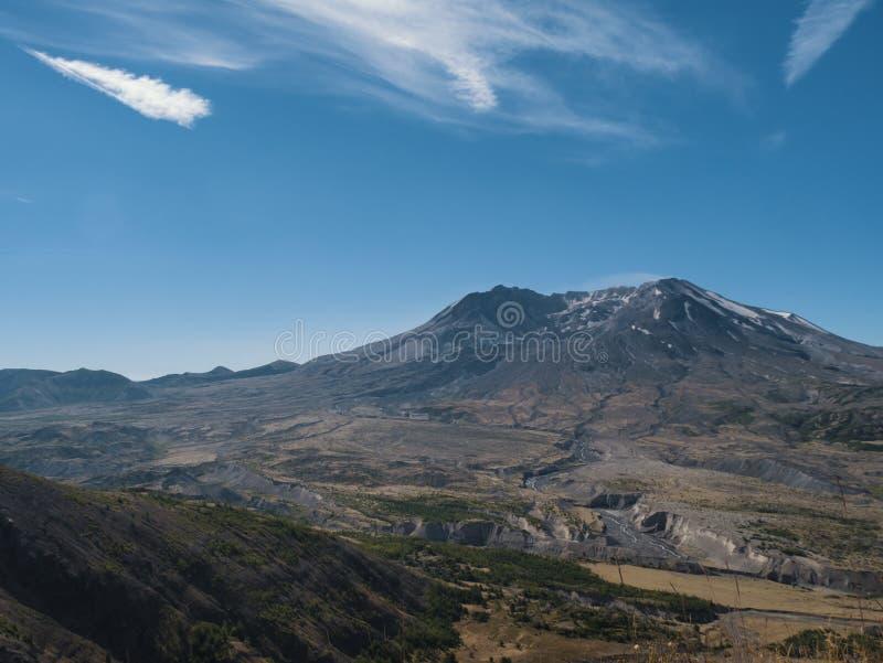 Mt 圣海伦` s 库存图片