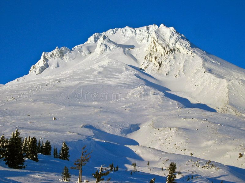 Mt Adams photo stock