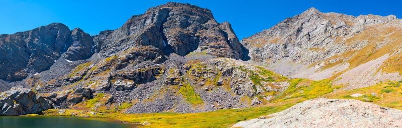 Mt Adams de Sangre De Cristo Mountains images libres de droits