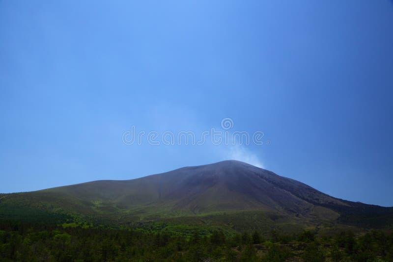 Mt.Asama fotos de stock