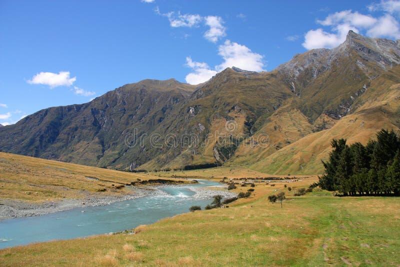 Mt Aspiring National Park stock photos