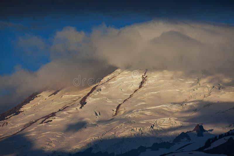 Mt.Baker. In Washington stock photography