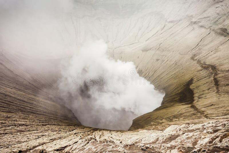 Mt Bromo fotografie stock