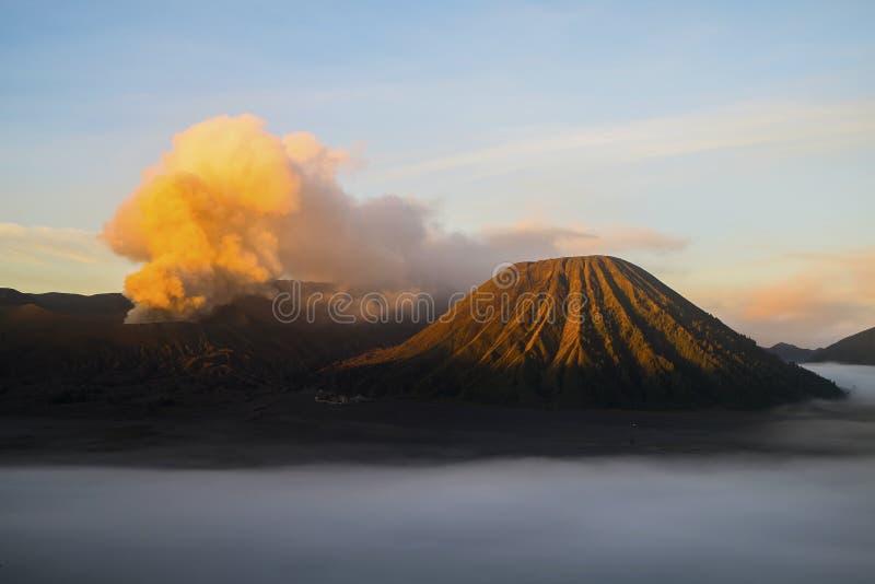 MT Bromo Indonesia. MT Bromo ,Jawa Indonesia. Photo taken on: 05-10-2016 stock photo