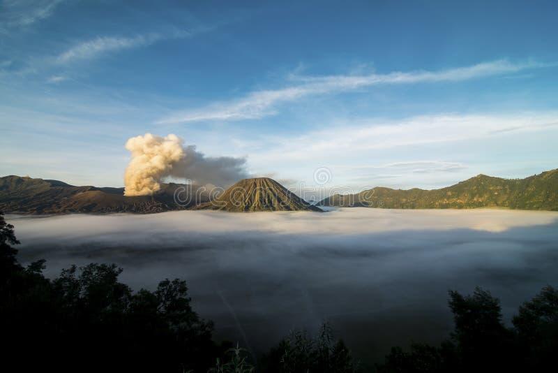 MT Bromo Indonesia. MT Bromo ,Jawa Indonesia. Photo taken on: 05-10-2016 royalty free stock image